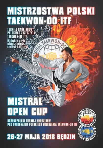 Mistrzostwa Polski Taekwon-do z udziałem Profes